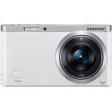 SAMSUNG Mirrorless Digital Camera NX Mini [NFX1] - White - Camera Mirrorless